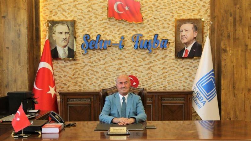 Tuşba Belediye Başkanı Akman'ın Babalar Günü mesajı