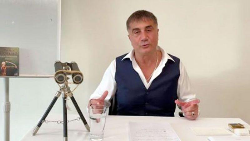 Sedat Peker 10. videosunu yayınladı