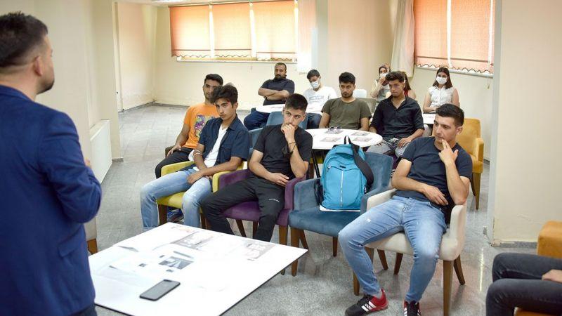 Malatya'da üniversite adaylarına ücretsiz danışmanlık hizmeti