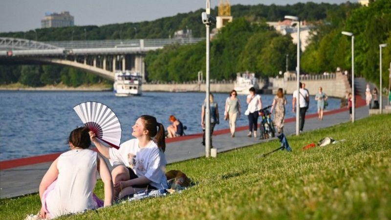 Rusya'nın başkenti Moskova'da son 120 yılın sıcaklık rekoru!