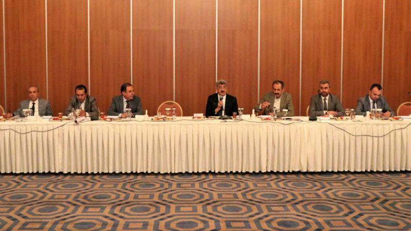 Şamran Kanalı'nın geleceği masaya yatırıldı