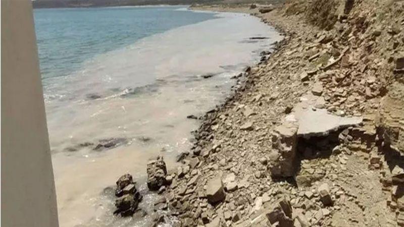 Deniz salyası Müsilaj Yunanistan'a sıçradı
