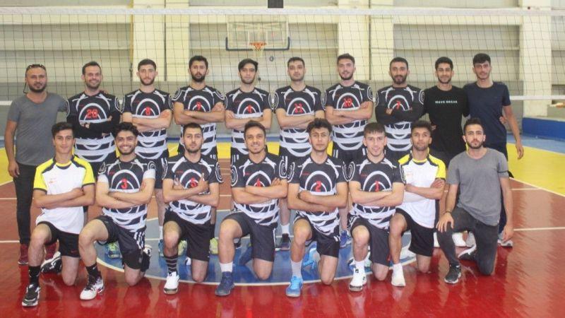 Tuşba Gençlik Merkezi Voleybol Spor Kulübü 2. Lige yükseldi