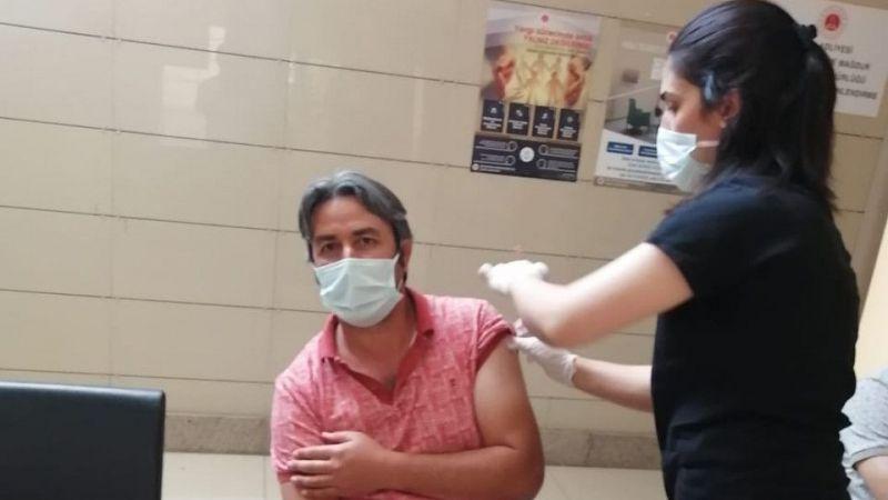 Van Adliyesinde aşı çalışmaları başladı