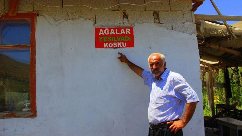 Erzurum'da sahibinden 10 milyon liraya satılık köy