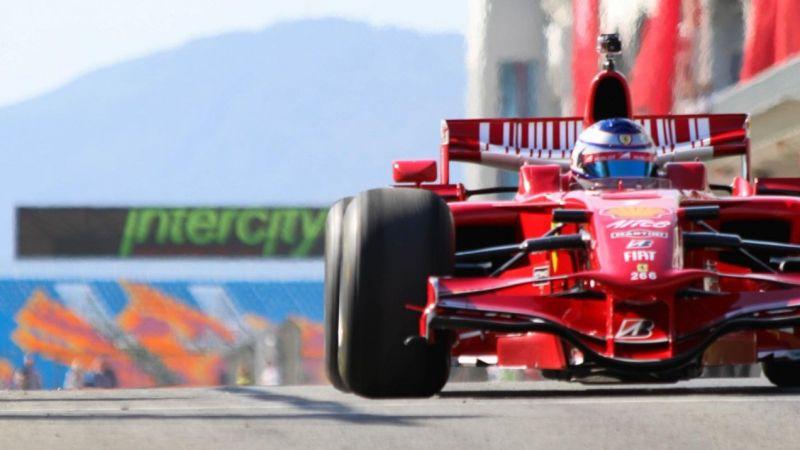 Formula 1 yeniden Türkiye'de! Heyecan Intercıty İstanbul Park'ta