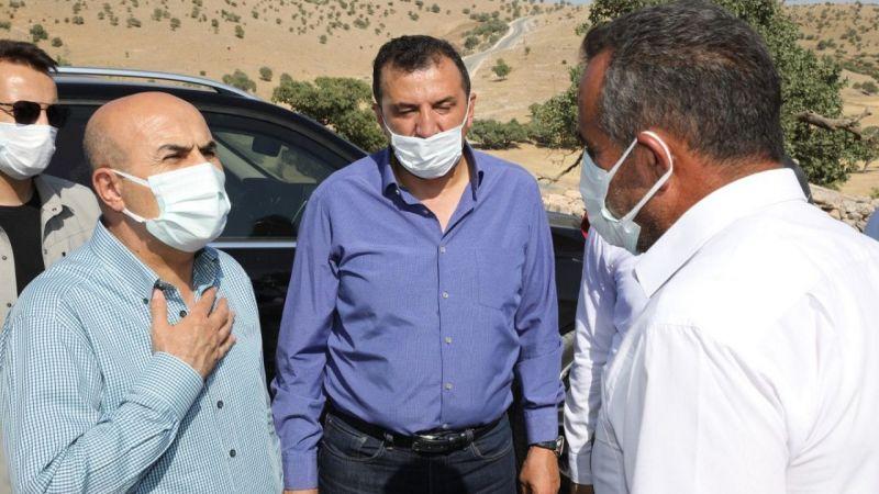 Mardin Valisi Demirtaş: Şehrimizin her noktasında varız