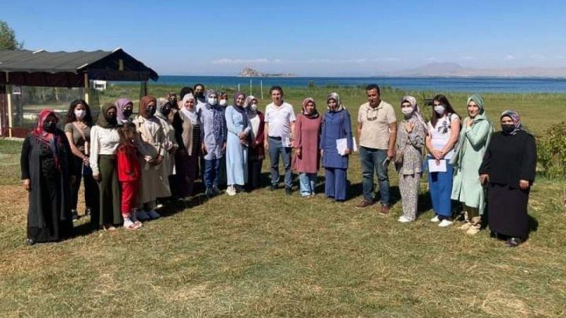 Van'da AB desteğiyle uygulamalı çiftçi eğitimi hayata geçirildi