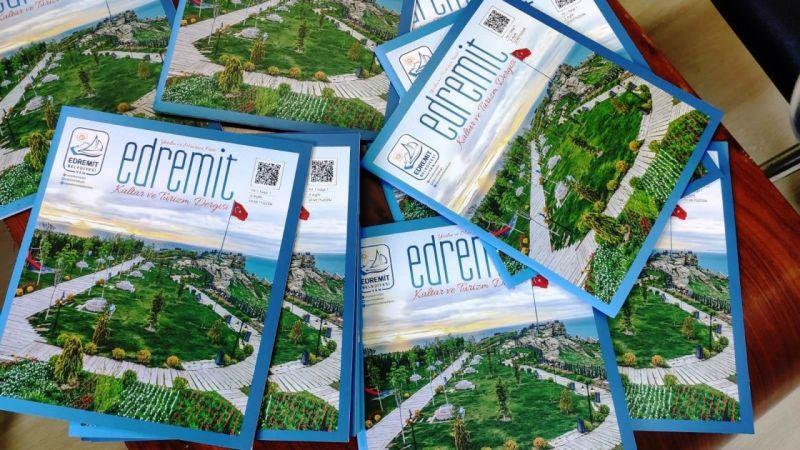 Edremit Belediyesi Kültür ve Turizm dergisini okuyucularla buluşturdu