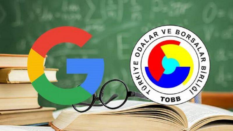 TOBB ve Google eğitim programına başladı