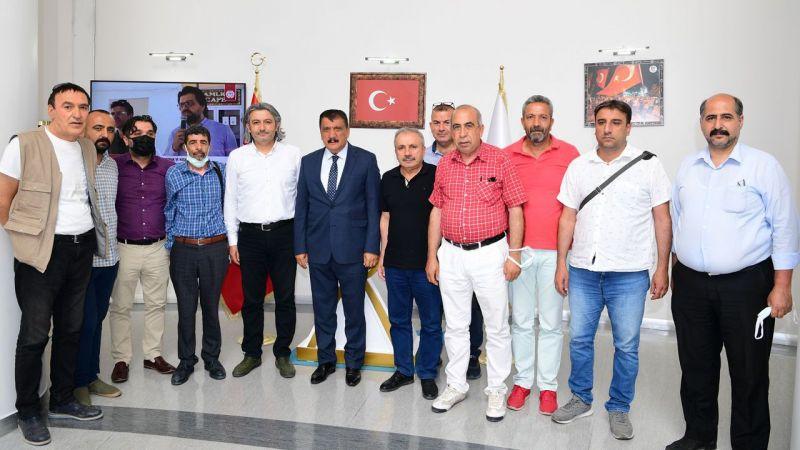 Türkiye Spor Yazarları Derneği Malatya'da şubeleşecek