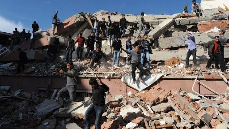 Van depreminde ölen 10 can için 24 taksit!