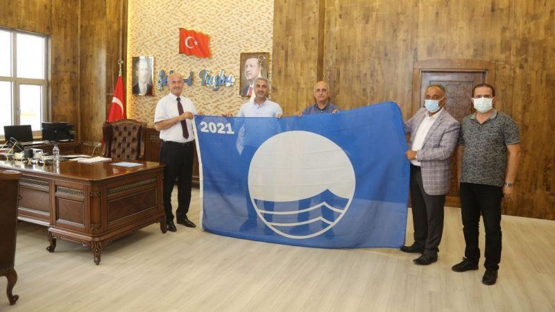 Uluslararası Çevre Ödülü Mavi Bayrak 4. kez Van'da