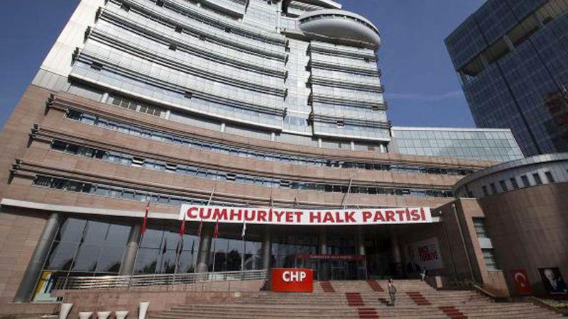 CHP anayasa taslağını Parti Meclisi'nde verdi