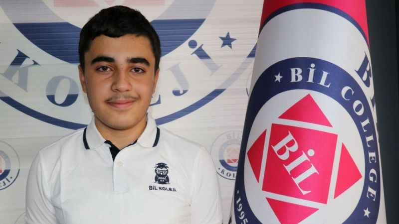Vanlı Yusuf Enes Yolcudağ LGS'de Türkiye birincisi oldu