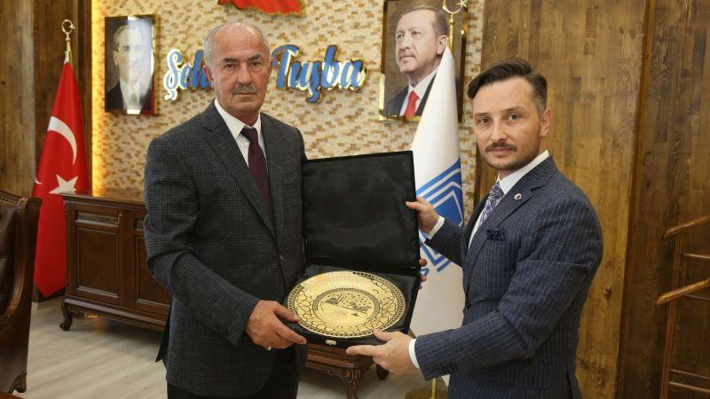 Tuşba Belediyesi, Trabzon'a kardeş oldu