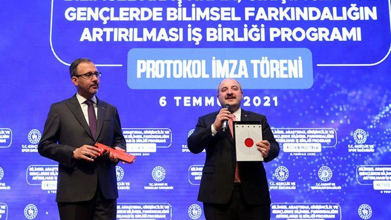 Varank: Türkiye uçan arabalarla da dünya liderliğine oynayacak