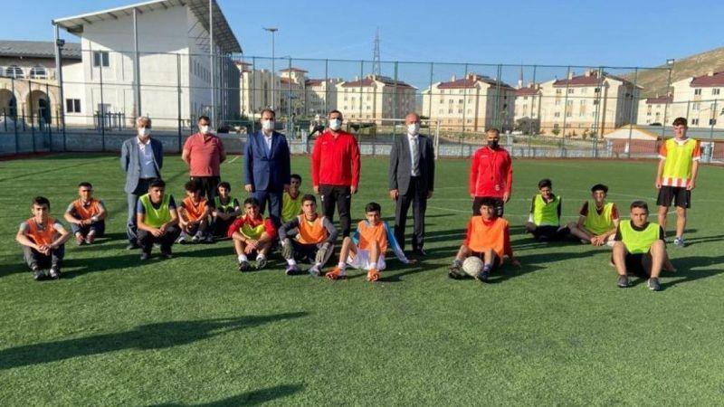 Tuşba Belediyesinin spor kursları devam ediyor