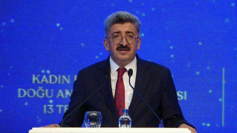 Van Valisi Bilmez'den Vanspor açıklaması