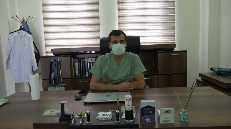 Van'daki fizik tedavi kliniğinden şehit ve gazi ailelerini ücretsiz muayene ve tedavi