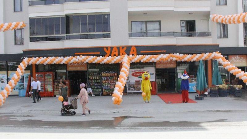 Yaka Market Gölbaşı'nda 12. Şubesini açtı