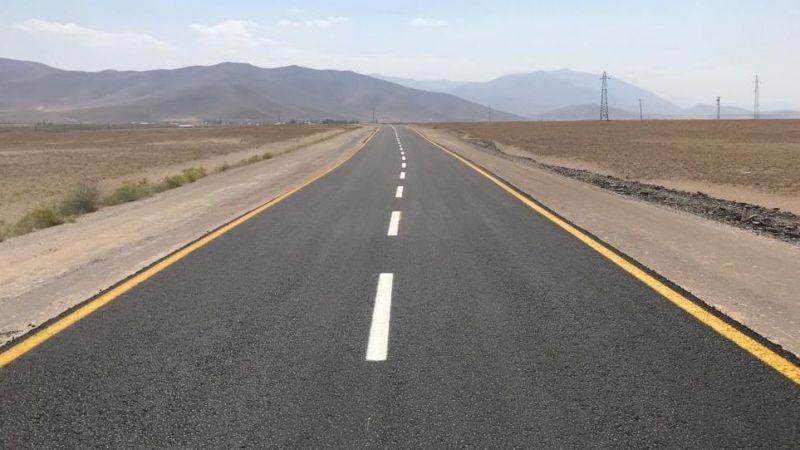 Van Büyükşehir Sakalar Mahalle yolunu asfaltladı