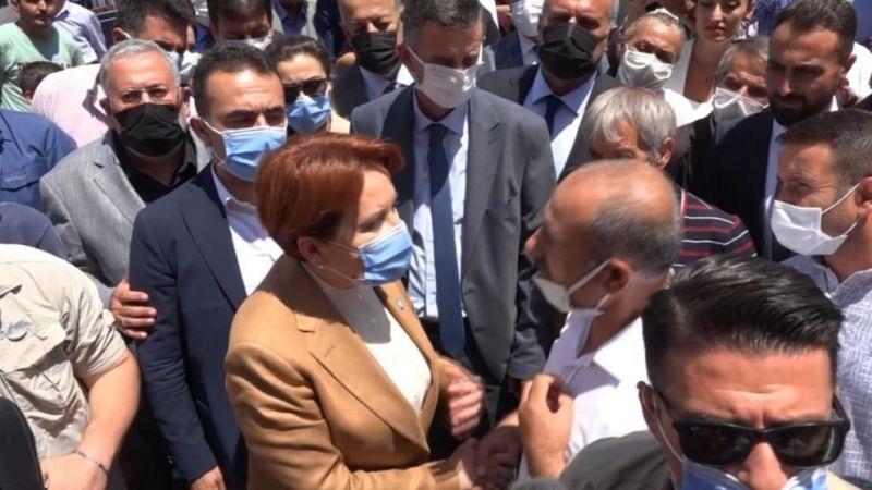 Meral Akşener Van'da: Başbakan olacağım diye bir sözüm yok
