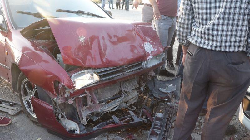 Van Erciş'te trafik kazası: 7 kişi yaralandı