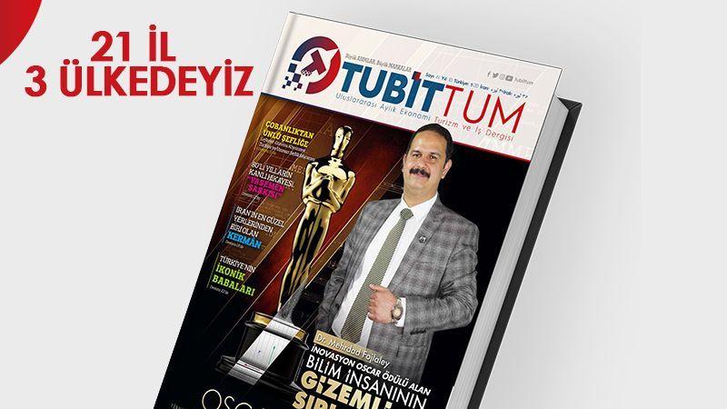 Tubittum Dergisi'nin 61'nci sayısı çıktı