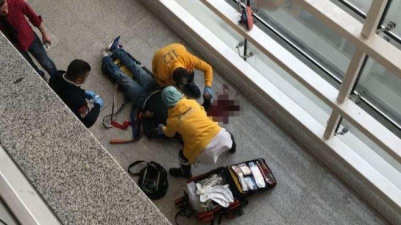 Van'da kan donduran olay! Bir anne çocuklarını 3. kattan attı