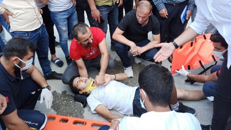 Van'da trafik kazası: 1 kişi yaralandı