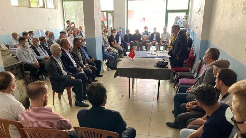 CHP, Çatak'ta 6 yıl aradan sonra kongre yaptı
