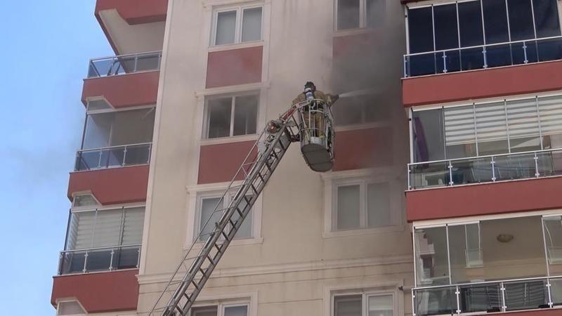 Kırıkkale Haber: Kırıkkale'de patlayan buzdolabı evi yaktı