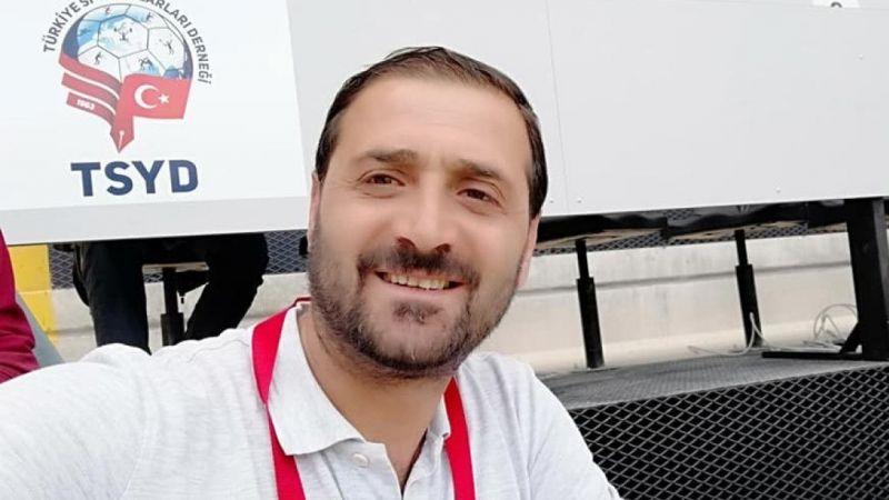 Gazeteci Rıdvan Can'a TÜMSAD'dan görev