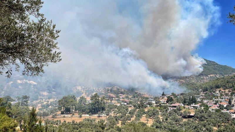 154 yangından 145'i kontrol altında