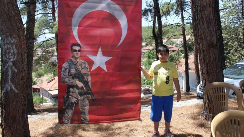 Şehit polis Mehmet Ali Doğan unutulmadı