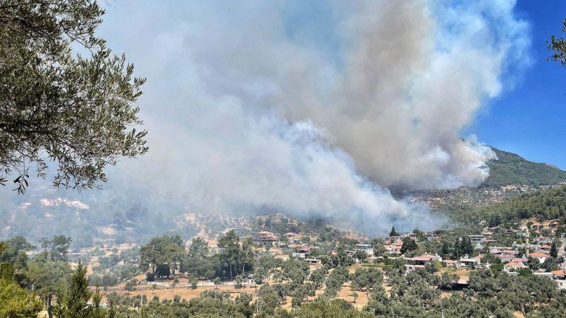 40 ilde 183 yangından 167'si kontrol altında