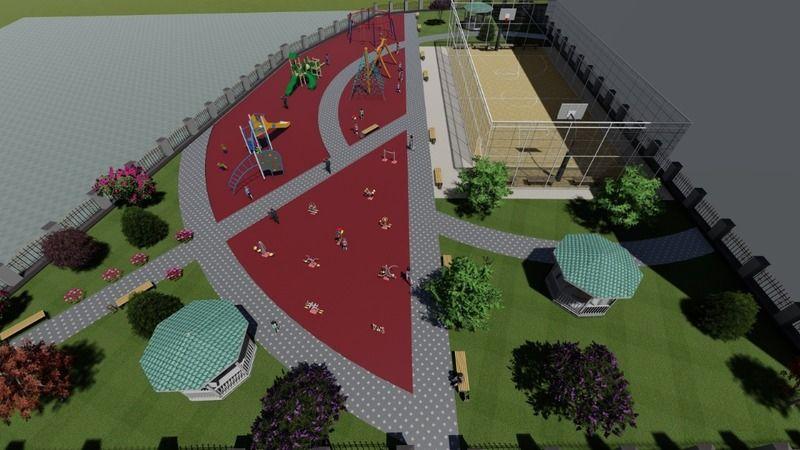 Van İpekyolu Belediyesi'nden ilçeye 15 yeni park