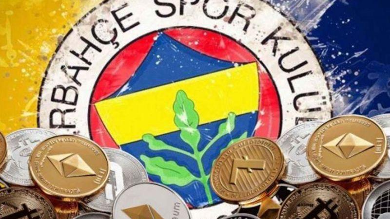 Fenerbahçe'den kripto para açıklaması! Anlaşma sağlandı