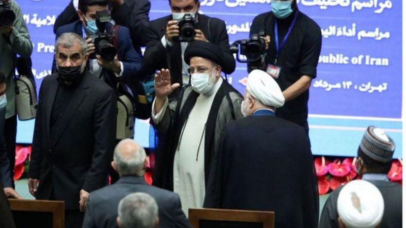 İran Cumhurbaşkanı Reisi göreve başladı