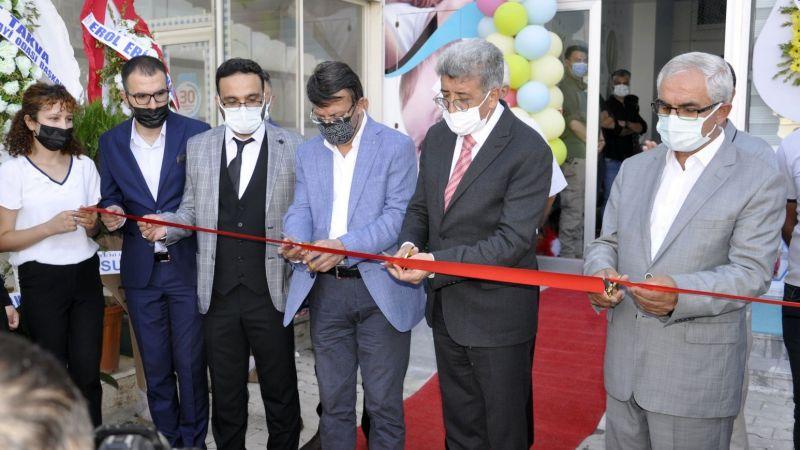 Van Çocuk Sağlığı ve Hastalıkları Özel Kliniği hizmete açıldı