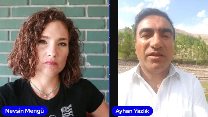 Ayhan Yazlık, Van'daki selzedelerin acılarını anlattı: Bizden daha kötü durumda olanlarda var