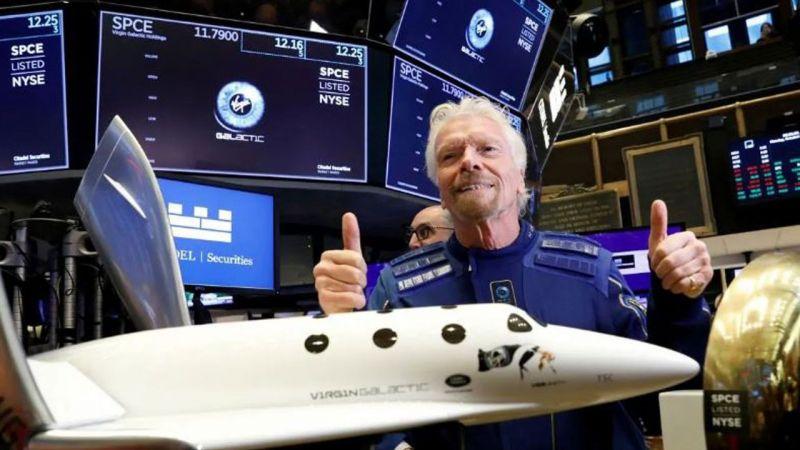 Tek kişilik uzay turu 450 bin dolar!