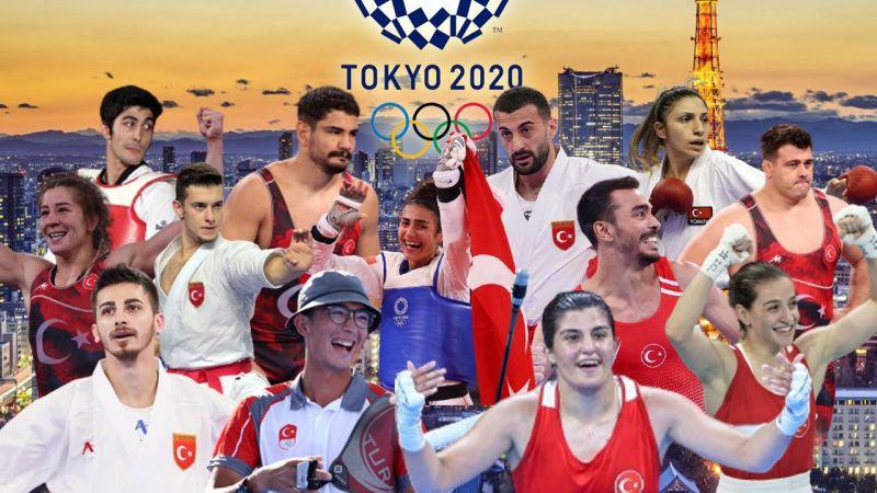 Türkiye, Tokyo Olimpiyatlarını 35. sırada tamamladı