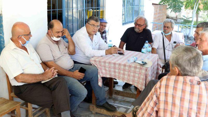 CHP İzmir Milletvekili Sındır: Köylülere yetki verilsin