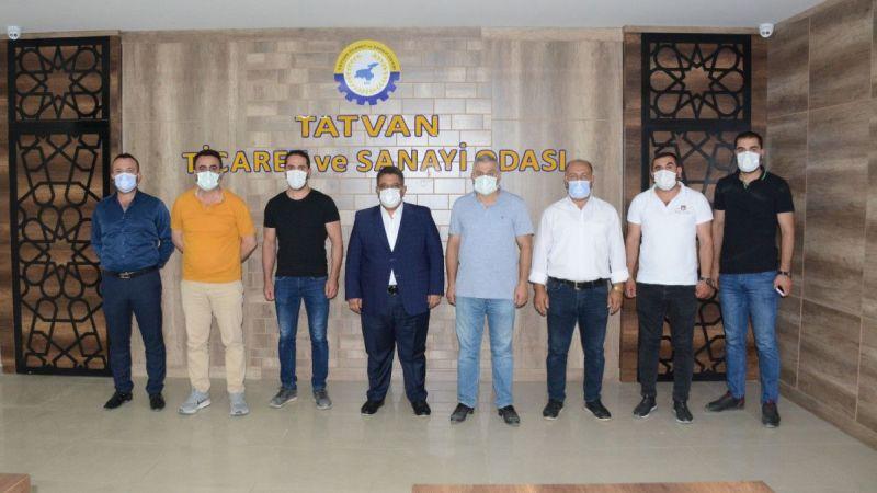 Tatvan'da düğün salonu işletmecileriyle toplantı düzelendi