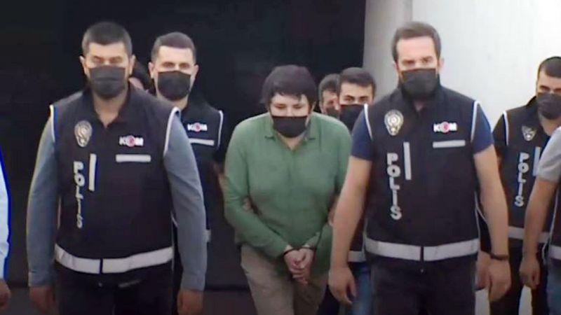Tosuncuk'un tutukluluk halinin devamına karar verildi