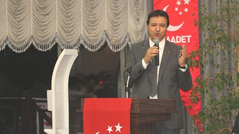 Saadet Partisi Kayseri'de üye çalışmalarına hız verdi