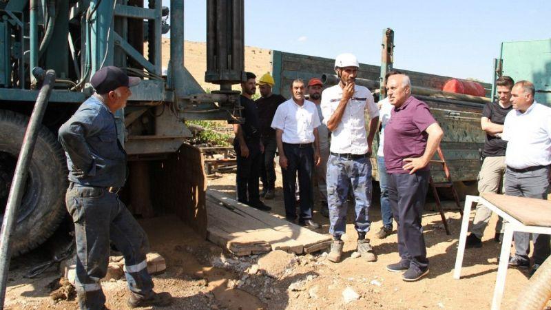 Mardin Yeşilli'de yatırımlar devam ediyor