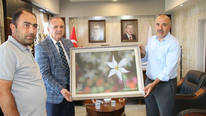 Arhavi Belediye Başkanından Başkan Say'a teşekkür ziyareti
